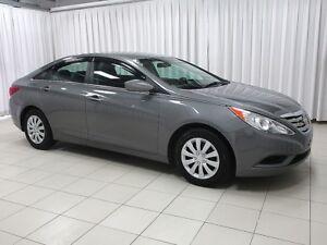 2013 Hyundai Sonata WOW! FRESH TRADE! SEDAN w/ BLUETOOTH, HEATED