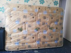 "4""6 mattress Paris quilted"