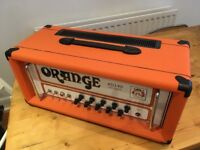 Orange AD140 Guitar amp head