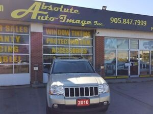 2010 Jeep Grand Cherokee Lorado North edition Navi,B/Cam