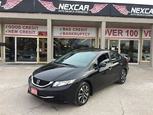 2013 Honda Civic EX AUTO* SUNROOF BACK UP CAMERA 70K