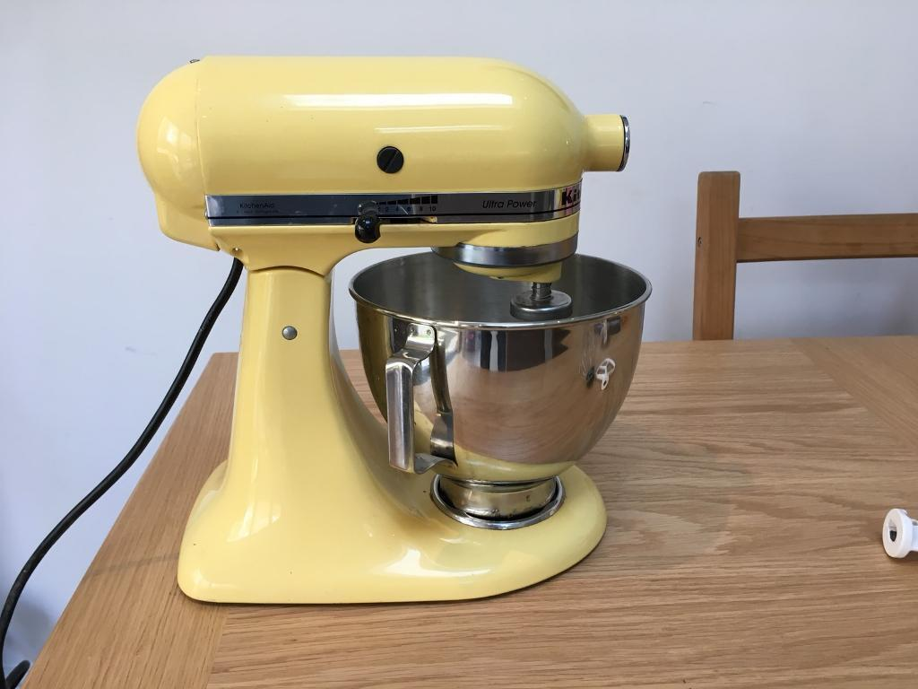 Kitchenaid Ksm90 Ultra Power Food Mixer 5 Little Bowl