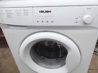 BUSH 6KG WASHING MACHINE IN GOOD CLEAN WORKING ORDER 3 MONTH WARRANTY