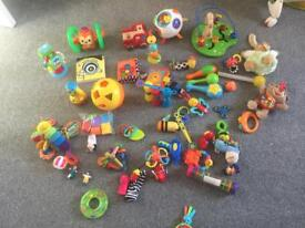 *** Bundle of Baby Toys ***