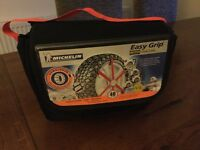 One pair of Michelin Easy Grip Composite Snow Chains