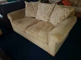 Sofa & chair (John Lewis)