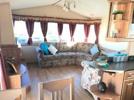 2018 pitch fees included !! Static caravan for sale ! North east coast
