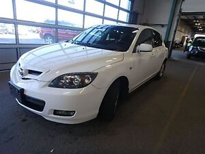 2008 Mazda MAZDA3 SPORT 5SPD!!! HATCH!!! FULLY LOADED!!! ALLOYS!