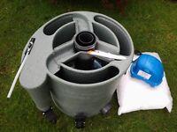 Eazypod air filtration system