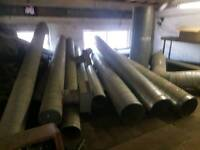 Ducting extraction