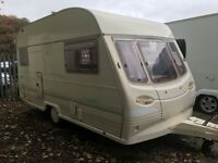 ☆ AVONDALE CHILTERN MODEL ☆ 2 BERTH TOURING CARAVAN ☆ LIGHTWEIGHT ☆1997 ☆ CHEAP TRADE PX TO CLEAR ☆