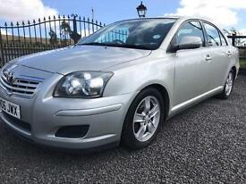 2006 Toyota Avensis 2.0 d4d / trade in accepted
