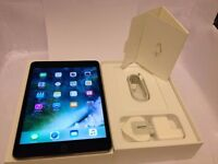 iPad mini 4 64GB ,Like Brand New Grade A, Wi-Fi Cellular, Space Grey 2016 Retina