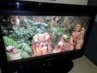 "26"" FREEVIEW HDMI TV/DVD COMBI AKURA EXCELLENT TV"