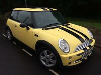 2005 Mini one 1.6 panoramic roof edition # cheap insurance # S/history