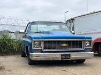 Chevy C10 Big Block C10 - 400+ BHP
