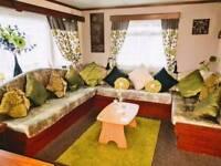 Caravan to rent skegness verified owner double glazed