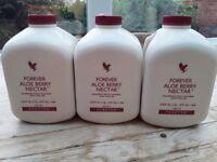 Forever Aloe Berry Nectar drinking gel
