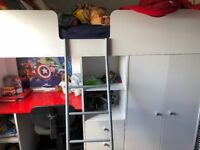 cabin bed good condition