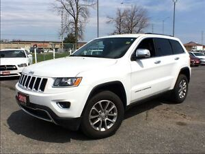 2015 Jeep Grand Cherokee LIMITED**LEATHER**NAVIGATION**BACK UP C