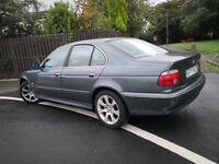 BARGAIN!! BMW 530, DIESEL, LEFT HAND DRIVE,,LHD, CHEAP CAR!!