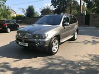 BMW X5 3.0 litre sport automatic 2007 full service history