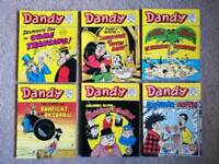 Dandy vintage comics