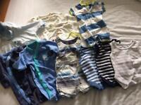 baby boy clothes size small