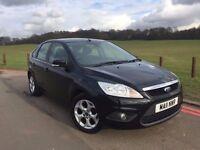 2011 Ford Focus 1.6 Sport 5dr, ONLY 35000 MILES, SAT NAV, FSH