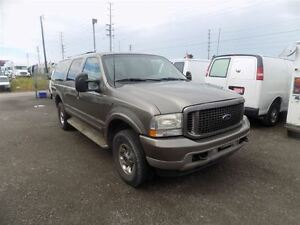 2003 Ford Excursion Limited 6.0L