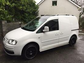 Volkswagen caddy 69ps Sdi 2010