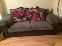 Nice hardly used sofa had it for 4 month