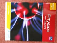 Nat 5 Hodder and Gibson Chemistry and Physics books, both with Answers
