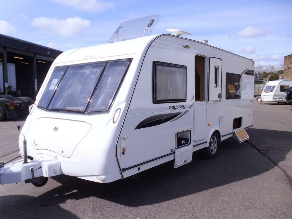 ... with a rear washroom. 4 Berth. | in Barry, Vale of Glamorgan | Gumtree