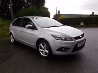 2010 10 FORD FOCUS 1.6 TDCI ZETEC 5 DOOR HATCH BACK 07791629657