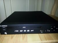 Mini MPEG4 DVD Player with USB