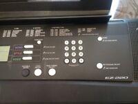 Yamaha EZ-220 Keyboard purchased for £189.99 from Argos
