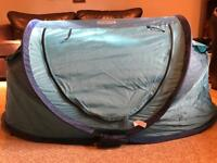 NSAUK Deluxe UV Travel Centre / Travel Cot