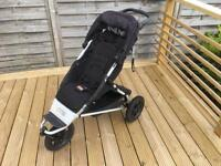Mountain Buggy Plus 1 - Double Pushchair | Stroller