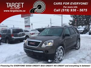 2011 GMC Acadia SLE1,Low Kms,Mint Condition,Drives Great !!