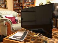 """JVC 32"""" inch HD LED Backlit LCD TV"""