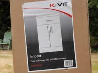 Impakt Door and Drawer Unit 500, (300cm deep)