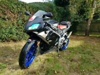 Aprilia RS 125 2006 Full Power