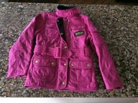 BARBOUR Flyweight International Quilted Jacket - Age 6-7