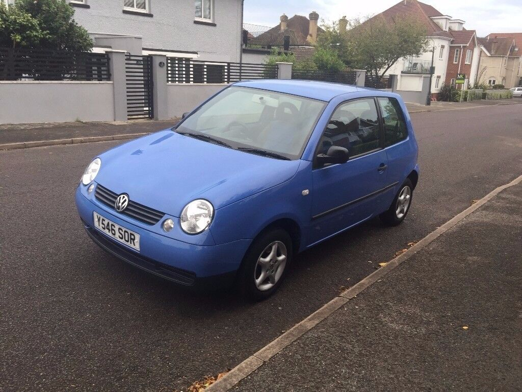 VW Lupo , Low mileage, cheap car , FSH