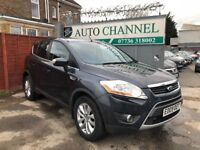 Ford Kuga 2.0 TDCi Titanium 5dr £5,745 p/x welcome FREE WARRANTY, NEW MOT