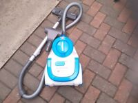 Hoover for perfect working condition ideal for homes with pets