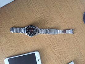 Lacoste watch.