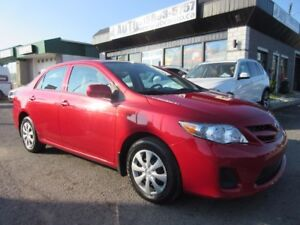 2013 Toyota Corolla CE Keyless A/C Bluetooth - ONE OWNER - LOW K