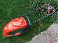 Free to collector - FAULTY - flymo glidemaster 380 electric lawnmower